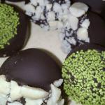 coffee truffles small